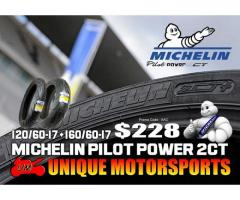 Michelin Pilot Power 2CT for Honda CB400 Super 4