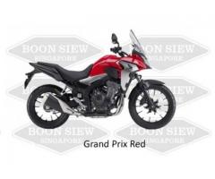 Honda CB400X ABS Red