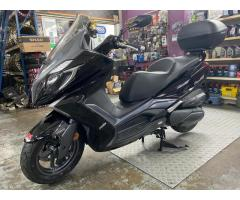 Kymco Downtown 200i E4 Gloss Black