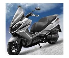 Kymco Downtown 200i E4 Matt Sliver