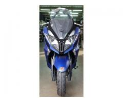 Kymco Downtown 200i E4 Matt Blue