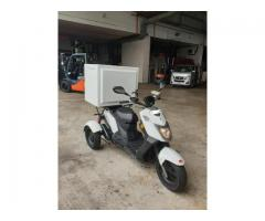 PGO I ME 150 S WEL BIKE with BOX for long term leasing