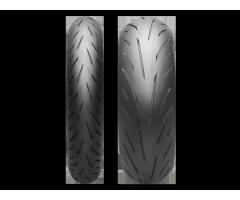 Bridgestone S22 110/70-17 + 140/70-17