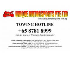 Motorcycle Towing from $35 onwards