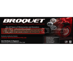 Broquet Fuel Charger