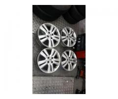 Honda used rims 16×6j 4×100 $100per set