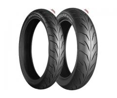 Bridgestone BT39 80/90-17 & 90/80-17 -$280.00