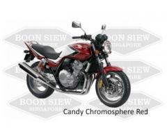 Honda CB400 REVO LED Red